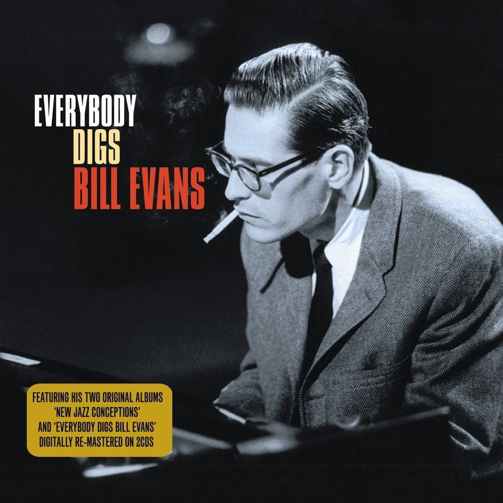 Bill Evans And His Kind of Jazz