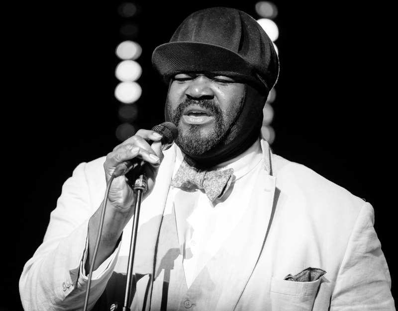 The Warm Baritone Vocals of Gregory Porter