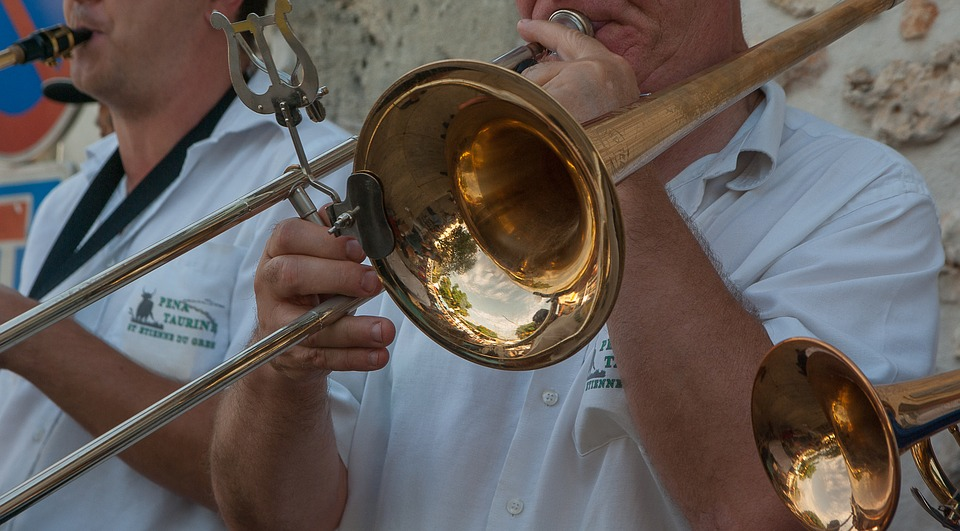 Jazz Trombone: The Use of the Instrument In Jazz