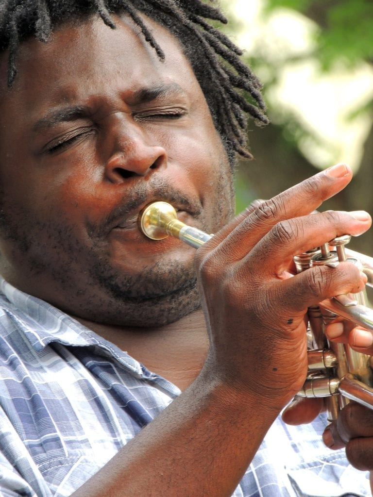 The Difference Between The Jazz Trumpet Music And Saxophone Jazz