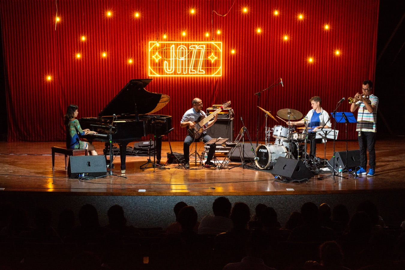 Smooth Jazz: The Fusion Of Pop, Rhythm, And Blues